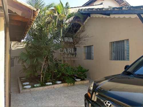 Casa, código 352160 em Mongaguá, bairro Balneário Jussara
