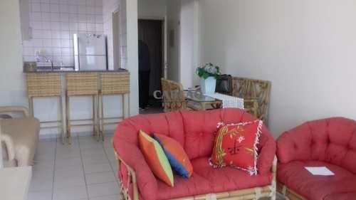 Apartamento, código 352161 em Mongaguá, bairro Balneário Itaóca