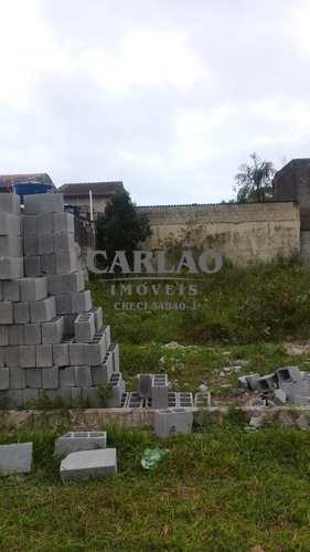Terreno, código 352166 em Mongaguá, bairro Balneário Flórida Mirim