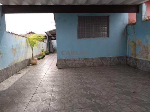 Casa, código 352169 em Mongaguá, bairro Balneário Itaóca