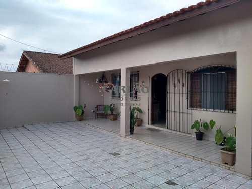 Casa, código 352170 em Mongaguá, bairro Agenor de Campos