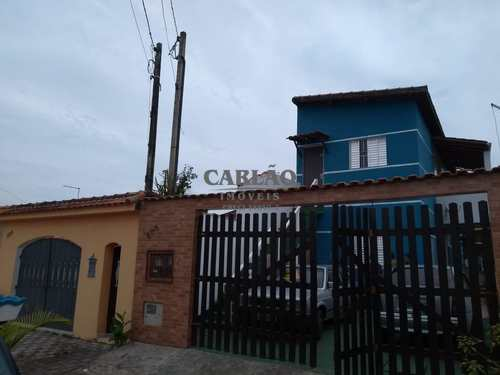 Sobrado, código 352171 em Mongaguá, bairro Balneário Flórida Mirim