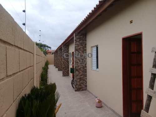 Casa de Condomínio, código 352172 em Itanhaém, bairro Cibratel II