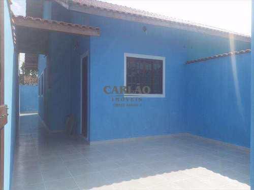 Casa, código 352178 em Itanhaém, bairro Campos Elíseos