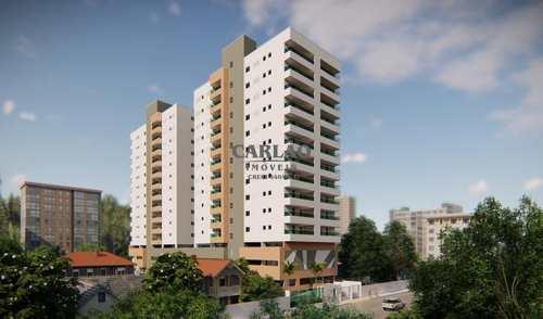 Apartamento, código 352196 em Mongaguá, bairro Centro