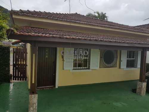 Casa, código 352198 em Mongaguá, bairro Balneário Itaóca
