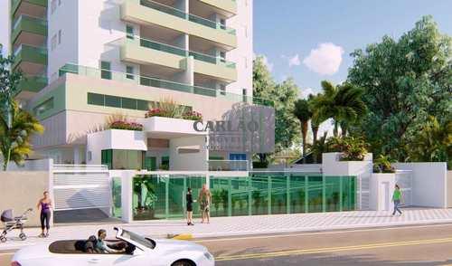 Apartamento, código 352201 em Mongaguá, bairro Centro