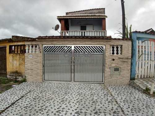 Sobrado, código 352205 em Mongaguá, bairro Balneário Jussara
