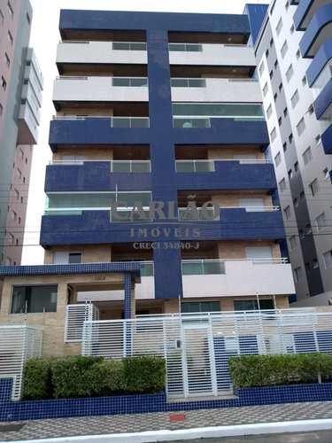 Apartamento, código 352216 em Mongaguá, bairro Centro