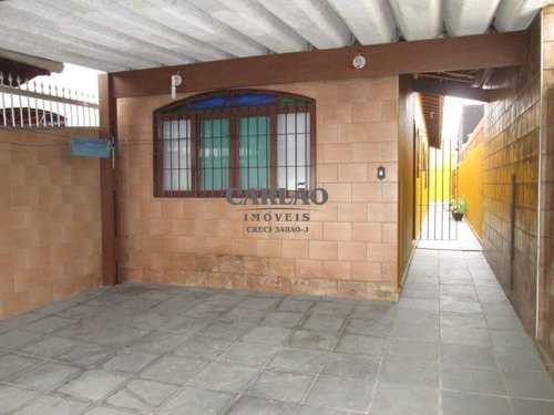 Casa, código 352223 em Mongaguá, bairro Jardim Itapoan