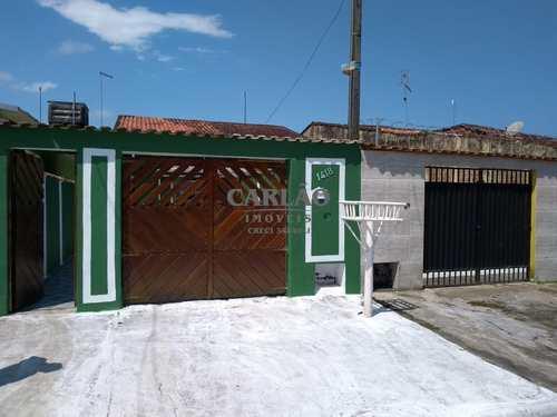 Casa, código 352227 em Mongaguá, bairro Balneário Jussara