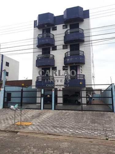 Apartamento, código 352235 em Mongaguá, bairro Agenor de Campos