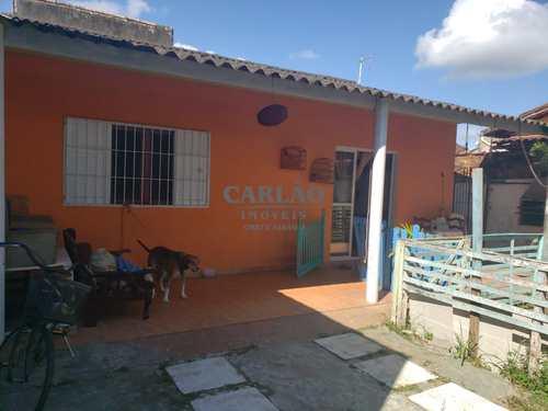 Casa, código 352241 em Mongaguá, bairro Balneário Flórida Mirim
