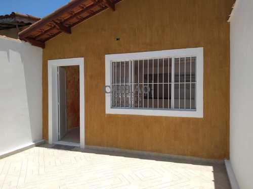 Casa, código 352243 em Mongaguá, bairro Vila Atlântica