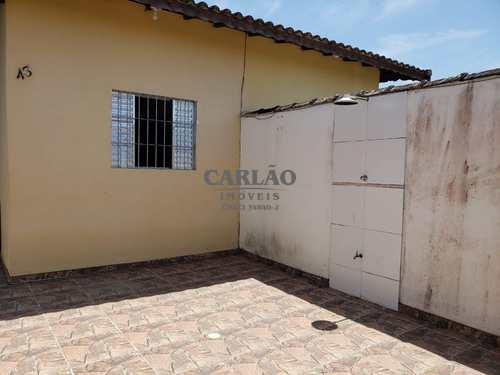 Casa, código 352246 em Mongaguá, bairro Balneário Itaguai