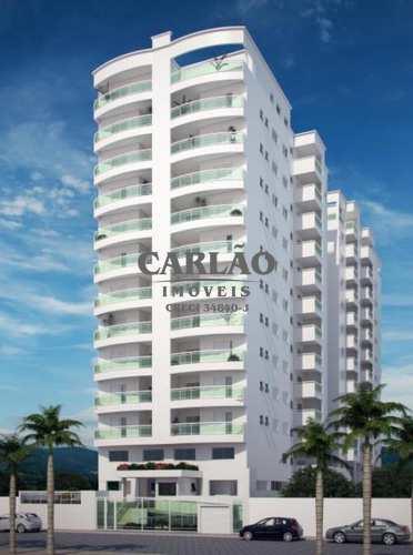 Apartamento, código 352247 em Mongaguá, bairro Centro