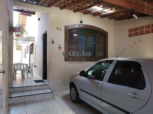 Casa, código 352254 em Mongaguá, bairro Itaóca
