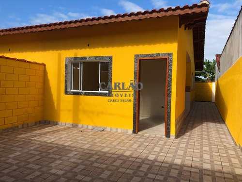 Casa, código 352266 em Mongaguá, bairro Loty
