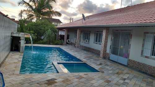 Casa, código 352268 em Mongaguá, bairro Balneário Itaguai