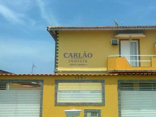 Sobrado, código 352270 em Mongaguá, bairro Balneário Jussara