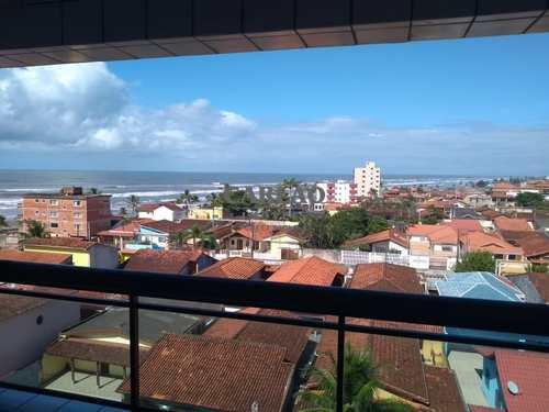 Apartamento, código 352271 em Mongaguá, bairro Balneário Itaóca