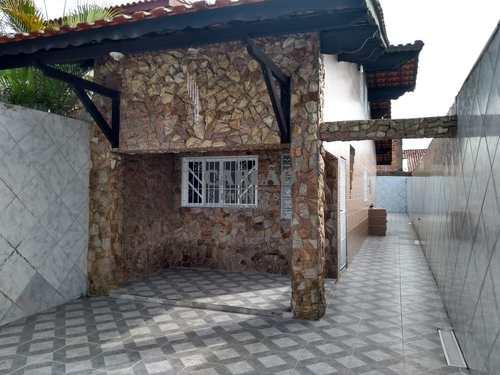 Sobrado, código 352275 em Mongaguá, bairro Balneário Jussara