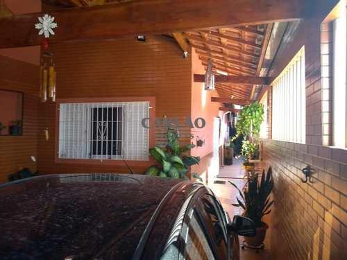 Casa, código 352276 em Mongaguá, bairro Vila Oceanopolis