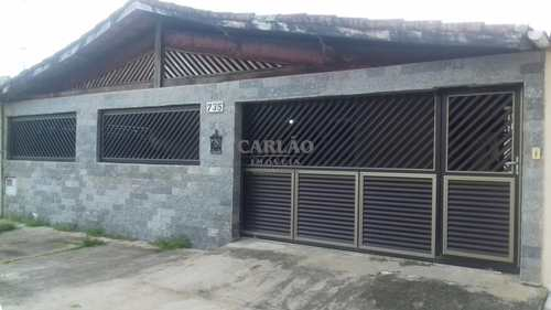 Casa, código 352283 em Mongaguá, bairro Jardim Itapoan