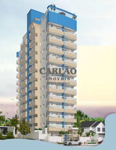 Apartamento, código 352297 em Mongaguá, bairro Centro