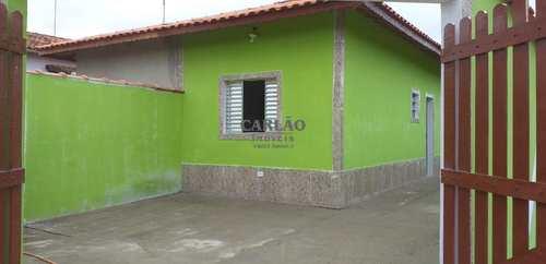 Casa, código 352318 em Mongaguá, bairro Jardim Leonor