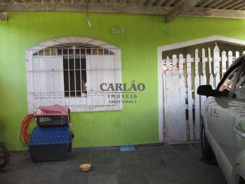 Casa, código 352319 em Mongaguá, bairro Vila Oceanopolis