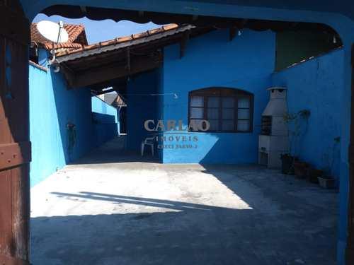 Casa, código 352321 em Mongaguá, bairro Jd Praia Grande