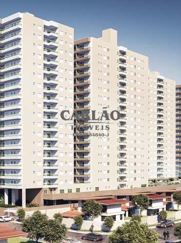 Apartamento, código 352323 em Praia Grande, bairro Canto do Forte