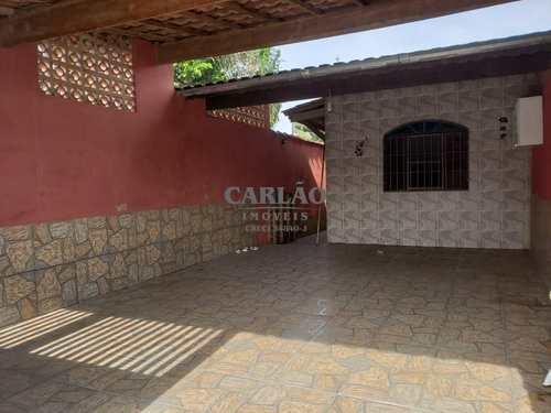 Casa, código 352330 em Mongaguá, bairro Balneário Flórida Mirim