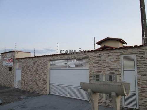 Casa de Condomínio, código 352336 em Itanhaém, bairro Cibratel II