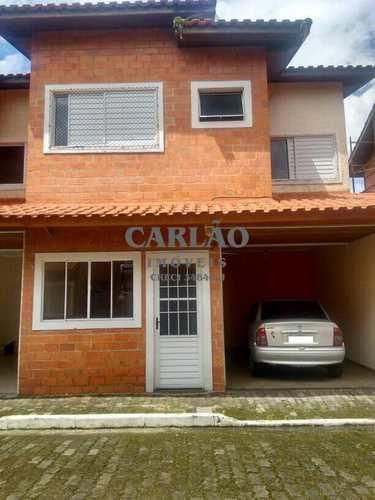 Sobrado, código 352343 em Mongaguá, bairro Vila São Paulo