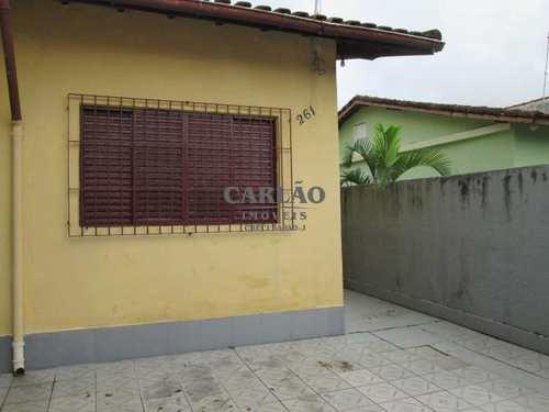 Casa, código 352346 em Mongaguá, bairro Balneário Itaóca