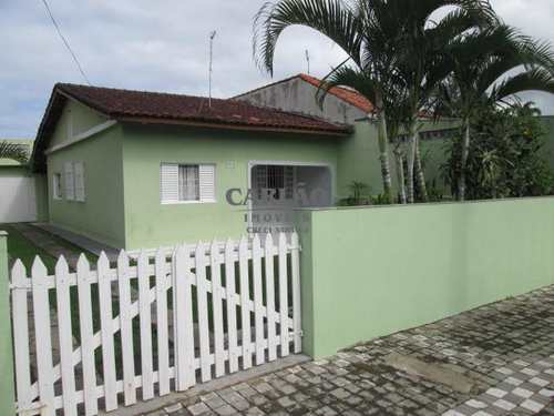 Casa, código 352347 em Mongaguá, bairro Balneário Itaóca