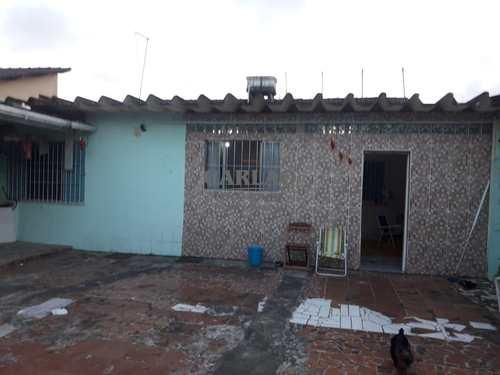 Casa, código 352350 em Mongaguá, bairro Agenor de Campos