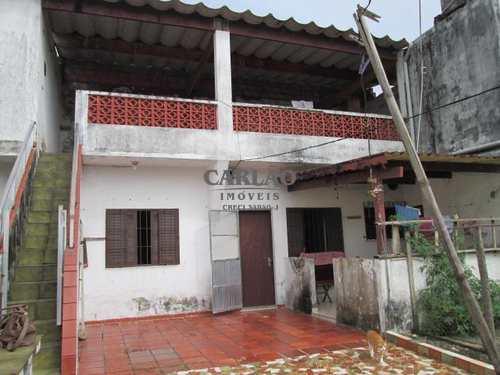 Casa, código 352351 em Mongaguá, bairro Balneário Flórida Mirim