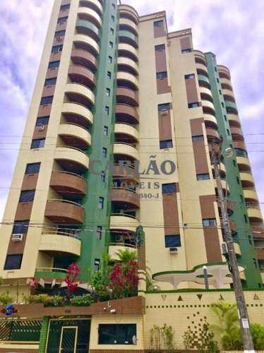 Apartamento, código 352365 em Praia Grande, bairro Tupi