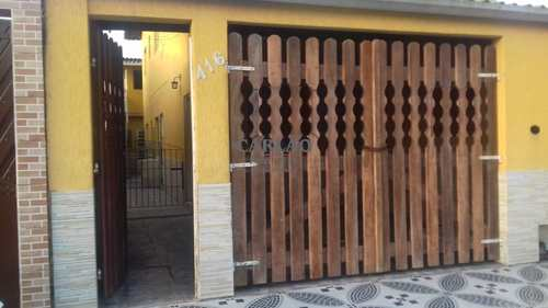 Sobrado, código 352367 em Mongaguá, bairro Balneário Itaguai