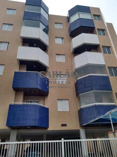 Apartamento, código 352368 em Mongaguá, bairro Balneário Itaóca