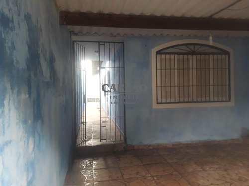 Casa, código 352374 em Mongaguá, bairro Balneário Itaóca