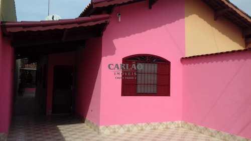 Casa, código 352382 em Mongaguá, bairro Jardim Praia Grande
