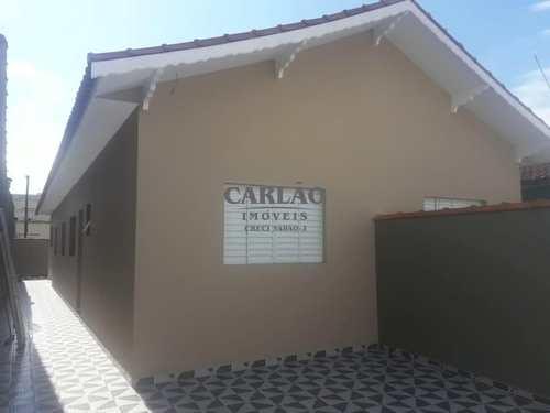 Casa, código 352385 em Mongaguá, bairro Agenor de Campos