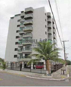 Apartamento, código 352387 em Mongaguá, bairro Balneário Itaóca
