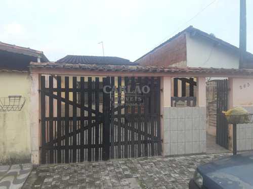 Casa, código 352395 em Mongaguá, bairro Jardim Praia Grande
