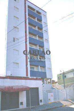 Apartamento, código 352396 em Mongaguá, bairro Agenor de Campos