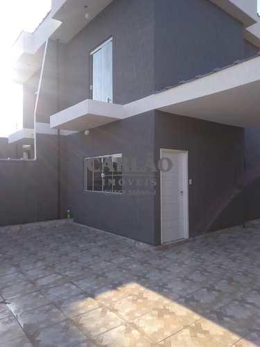 Sobrado, código 352410 em Mongaguá, bairro Balneário Flórida Mirim
